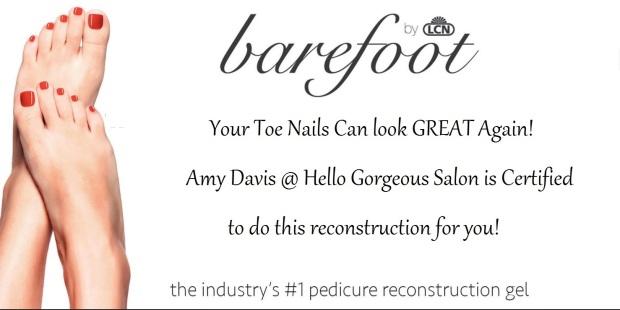 HG.Barefoot